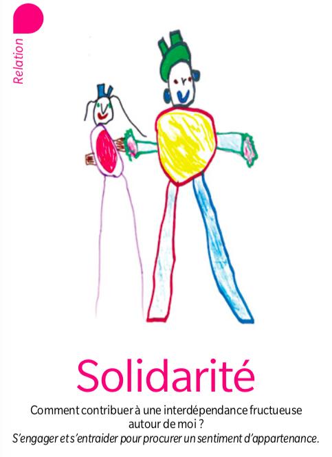 Jeu Valeurs Ajoutées-Solidarité