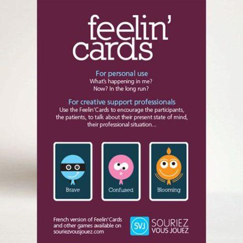 Feelin' Cards . Develop emotional intelligence
