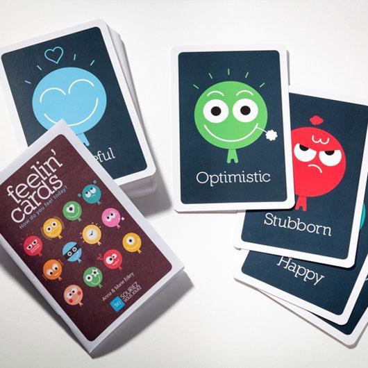 Feelin' Cards. Express your feelings . Develop emotional intelligence