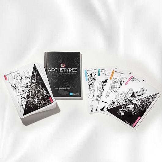 Archétypes • Le jeu que Jung aurait adoré créer