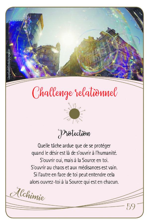 Cartes d'or - Challenge relationnel