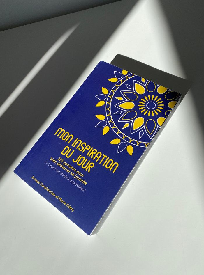 Livre Mon Inspiration du Jour