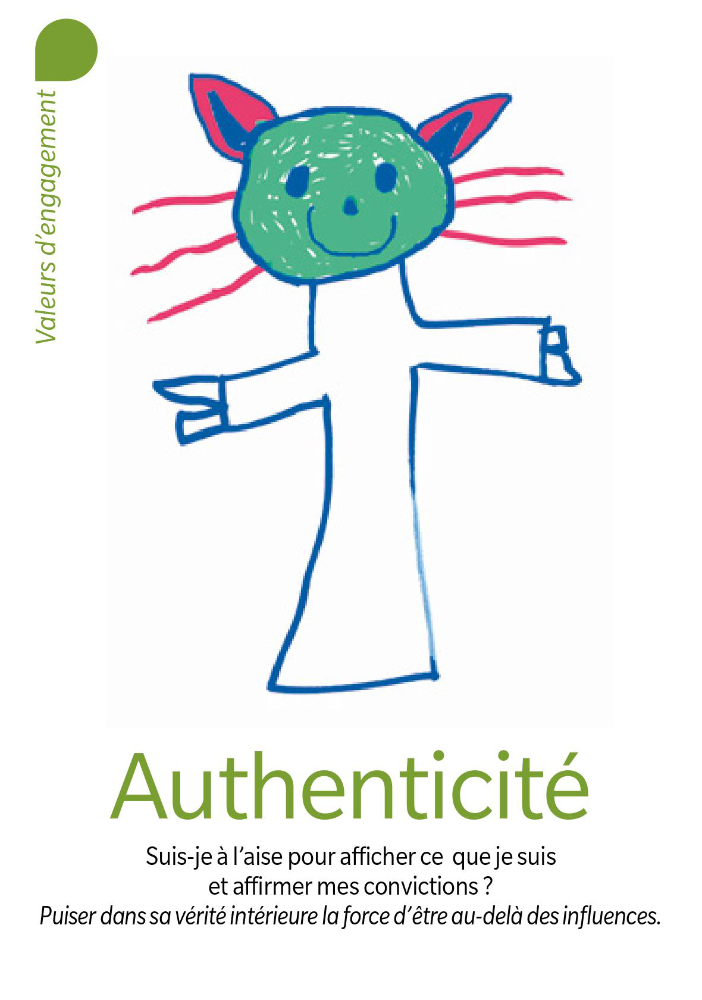 Valeurs Ajoutées - Authenticité