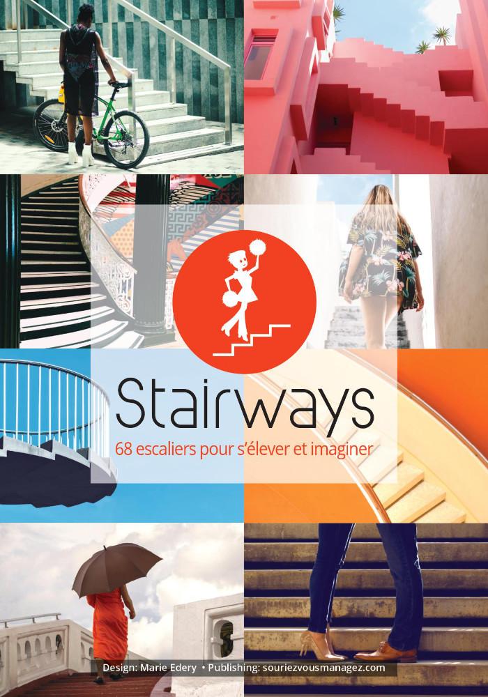 Stairways - 68 escaliers pour s'élever et imaginer