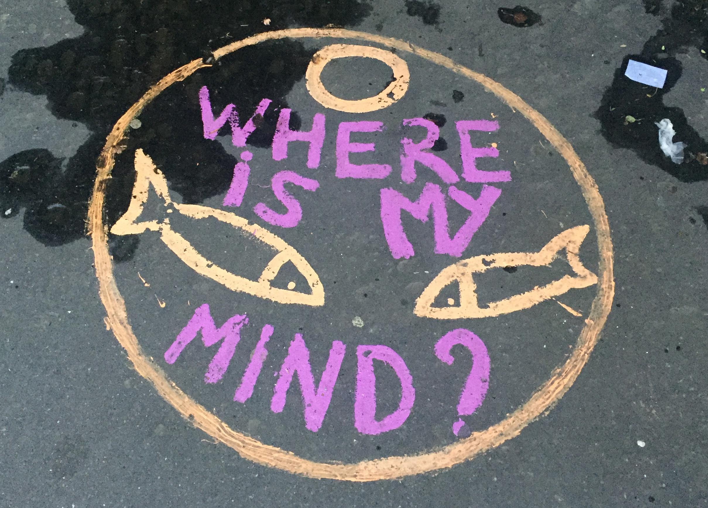 art de rue : où va la pensée ?